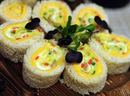 Sushi bánh mỳ 1