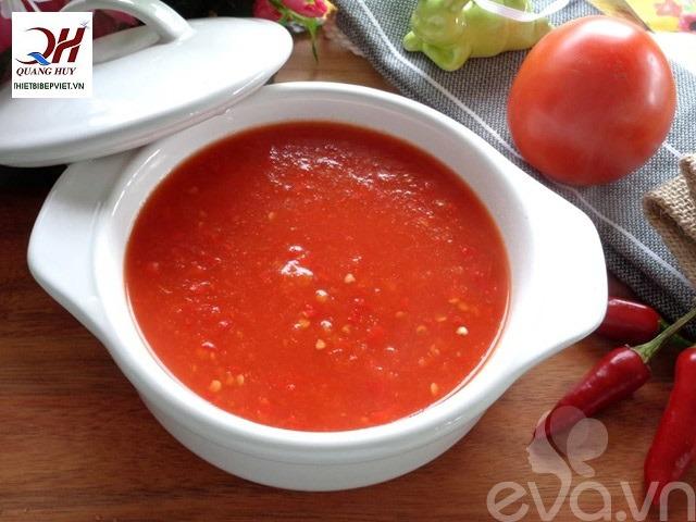 Sốt cà chua bánh mì