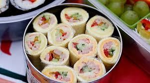 Sushi bánh mỳ  2