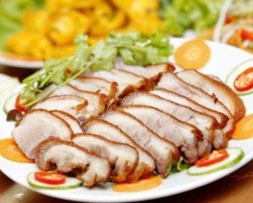 Cách làm món thịt rán ngon đơn giản tại nhà hình 1