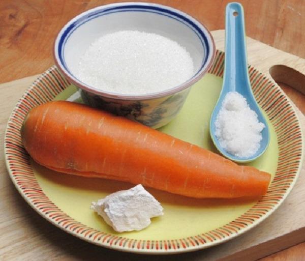 Cách làm mứt cà rốt giòn ngon đơn giản tại nhà hình 2