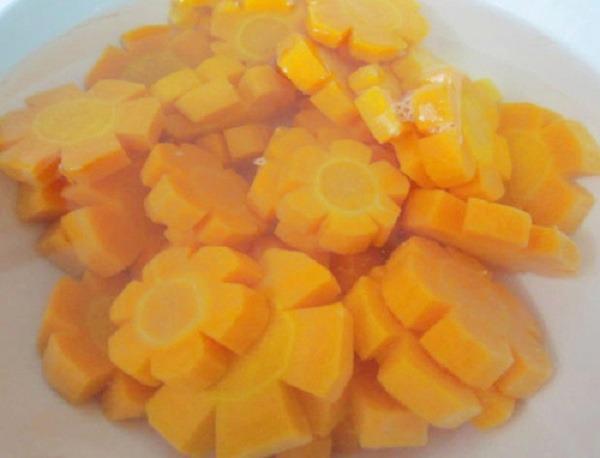 Cách làm mứt cà rốt giòn ngon đơn giản tại nhà hình 4