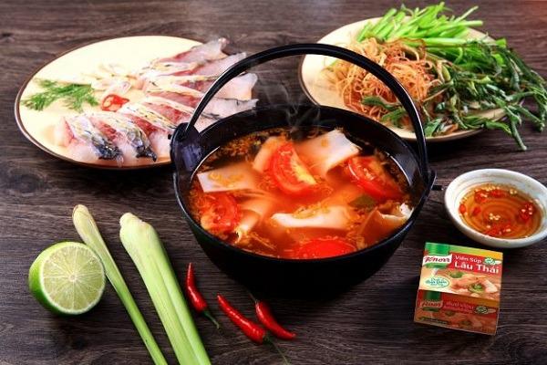 Cách nấu lẩu cá lóc chuẩn vị ngon nhất Vịnh Bắc Bộ hình 1