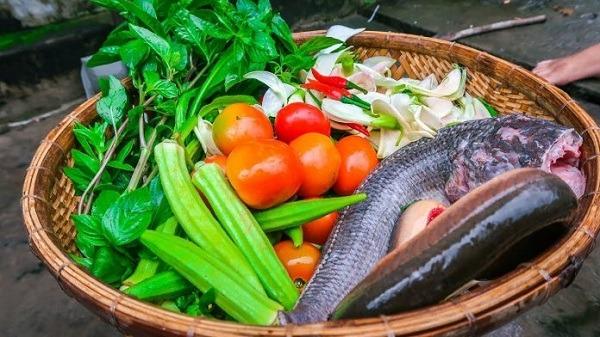 Cách nấu lẩu cá lóc chuẩn vị ngon nhất Vịnh Bắc Bộ hình 2