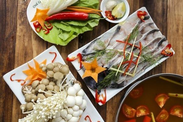 Cách nấu lẩu cá lóc chuẩn vị ngon nhất Vịnh Bắc Bộ hình 5