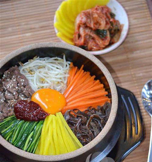 Cách làm cơm trộn Hàn Quốc ngon đúng vị đơn giản tại nhà hình 7