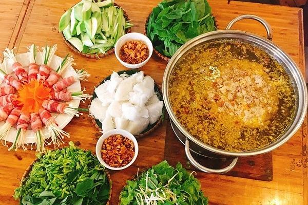 Cách nấu lẩu cua đồng theo kiểu miền Bắc ngon bổ dưỡng hình 1