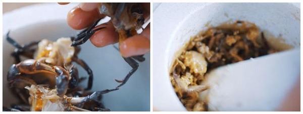 Cách nấu lẩu cua đồng theo kiểu miền Bắc ngon bổ dưỡng hình 3