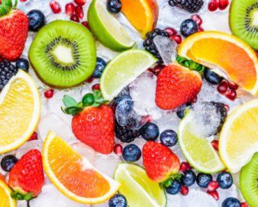 [Infographic] 12 loại trái cây thanh lọc cho cơ thể