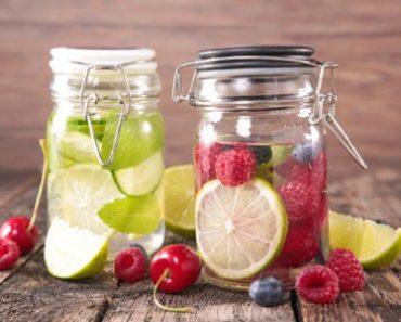 7 công thức nước detox giúp giảm cân