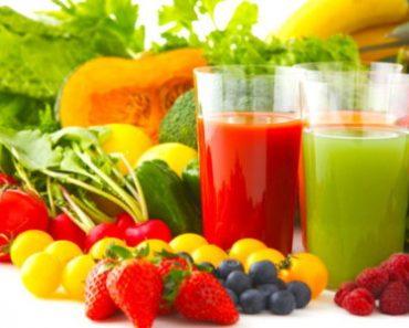 7 món nước ép giúp bạn có một tuần tràn đầy sức sống