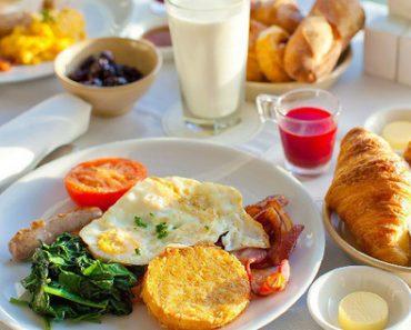 Những thực phẩm tốt, nhưng nên loại khỏi thực đơn buổi sáng