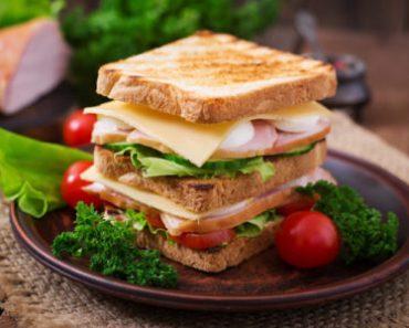 Bánh mì sandwich ăn với gì mới tốt cho sức khỏe?