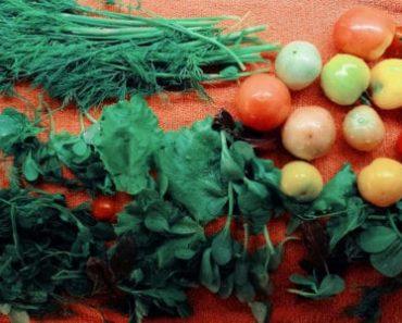 Chăm sóc gan với các loại rau củ cực tốt giúp thanh lọc cơ thể