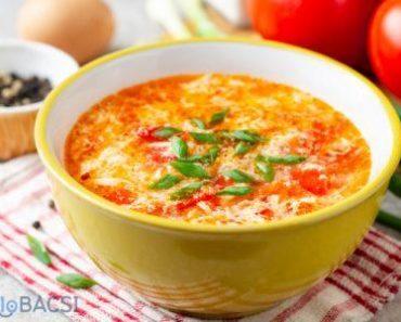 Cùng làm sáng tỏ canh cà chua trứng có độc không?
