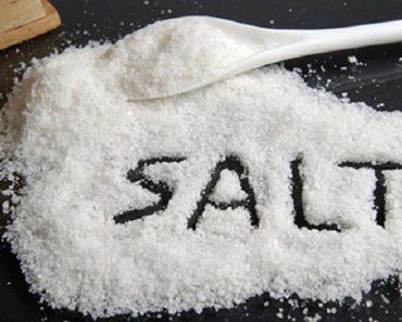 Giảm muối để phòng bệnh nguy hiểm
