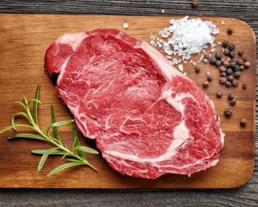 Mách bạn tác dụng của thịt bò