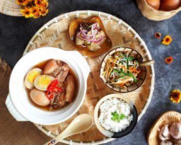 Thịt kho tàu: món ăn quen thuộc của người Việt