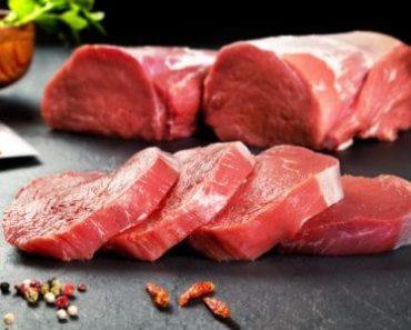Những lợi ích có được từ việc ăn thịt đỏ